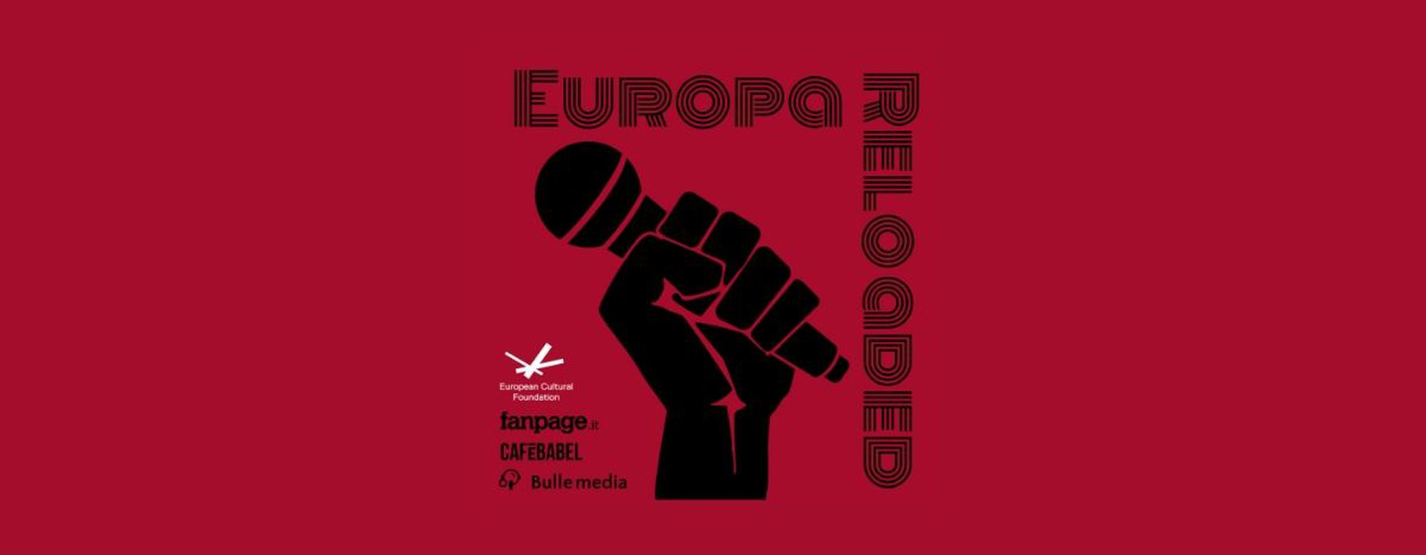 Cover picture for #Europa Reloaded