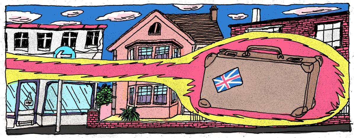 Image for Brexit: entre qui-vive et sauve-qui-peut