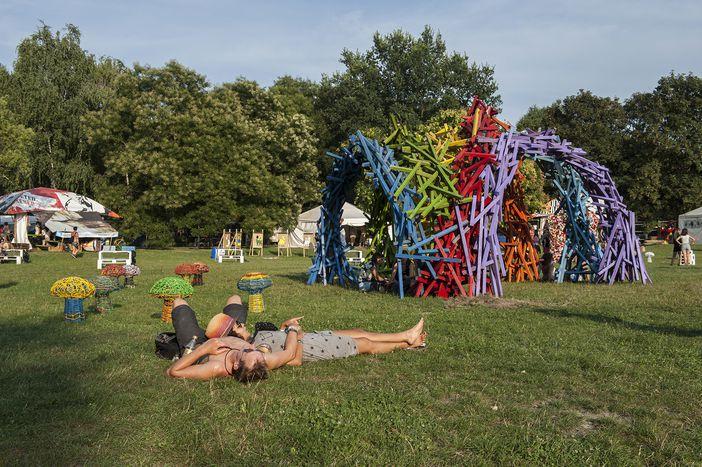 Image for Sziget Festival, il mondo dentro un'isola