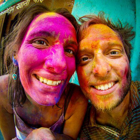 Image for Los colores de Holi