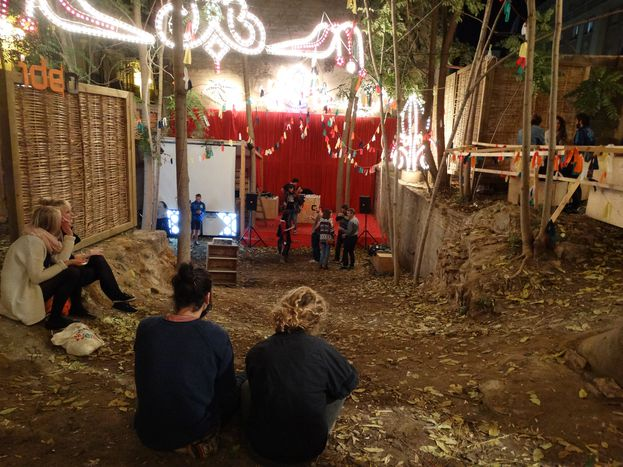 Image for FestivalIntramurs: DescubrirValencia a través del arte urbano