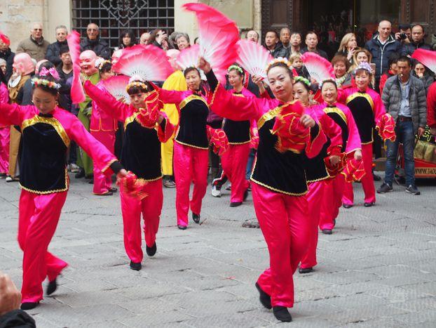 Image for Il Capodanno cinese a Prato,prove d'integrazione per l'anno nuovo
