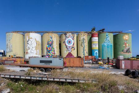Image for Viaggio nell'Isola della street art