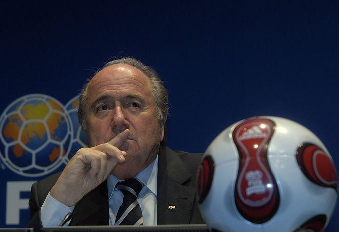 Image for FIFA : est-ce qu'on dé-Blatter ?