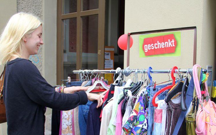 Image for Leila, la tienda de Berlín en la que todo es gratis