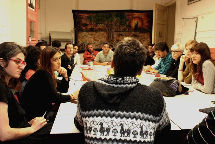 """Image for Dietro le quinte di """"Podemos"""", circoli virtuosi"""