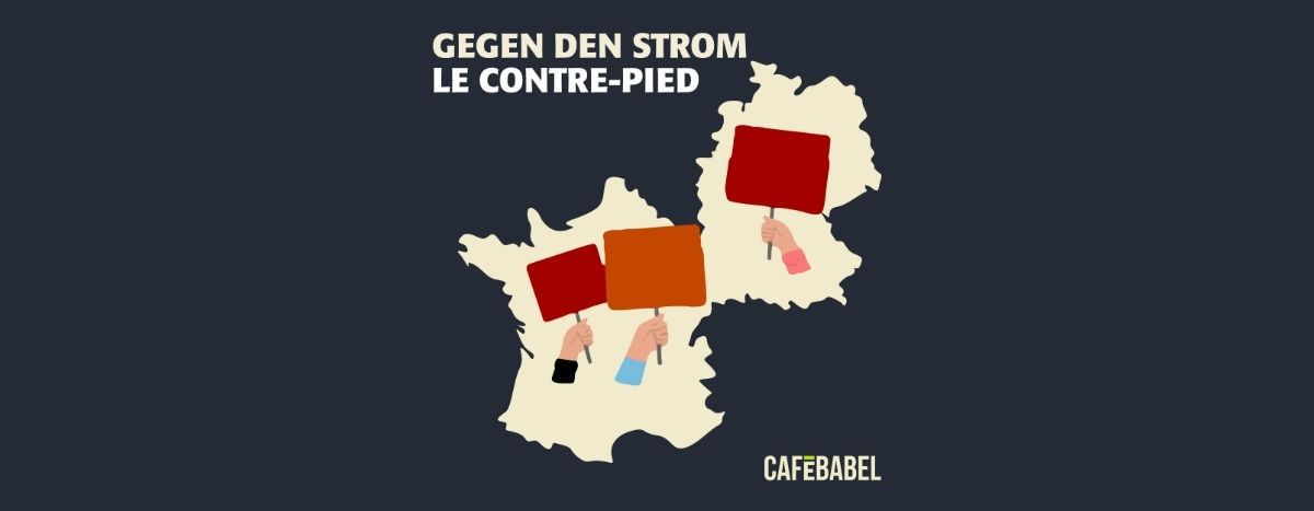 Image for Le contre-pied
