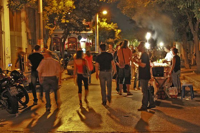Image for Atene: appuntamento a Gazi per una folle nottata