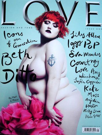 Image for Curvas en la moda: 'Brigitte' y las modelos 'normales'