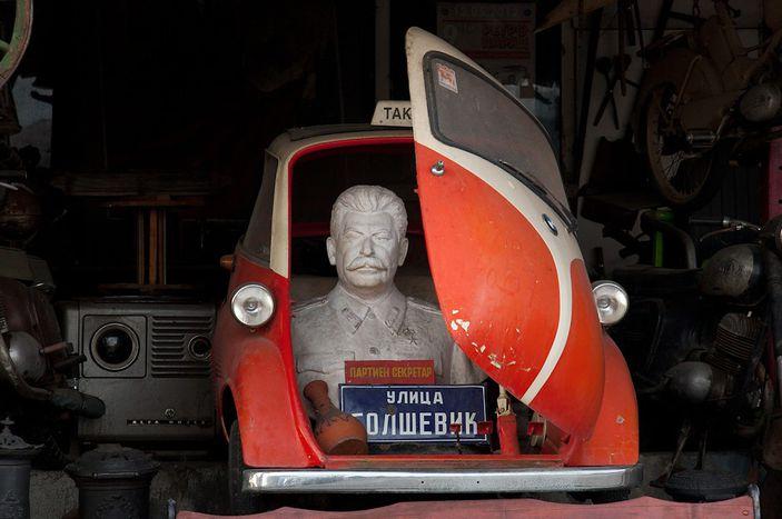 Image for A casa del compagno Stalin