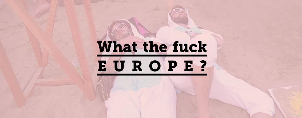 Image for [VIDÉO] What the fuck Europe ? : Cabourg, Mon Amour