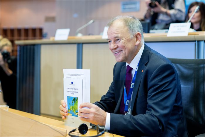 Image for Andriukaitis wants an EU health system for everyone
