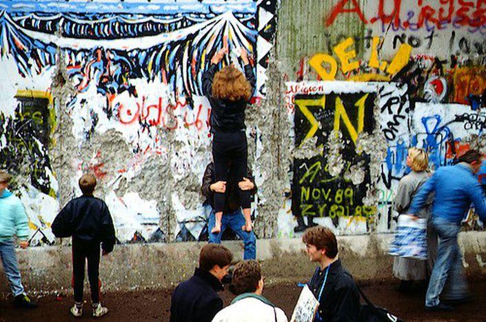 Image for Mauerkinder zwischen Berlin und Paris