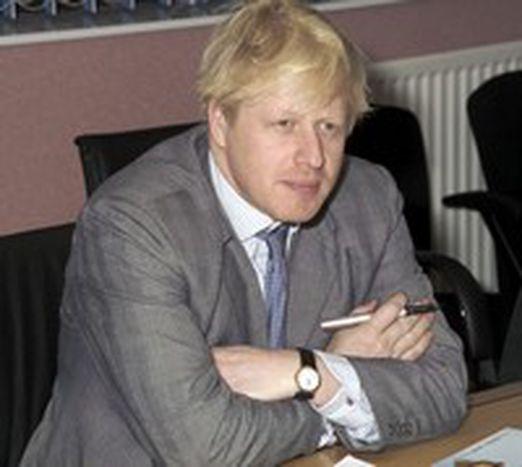 Image for Boris Johnson, inglés Roma (ántico)