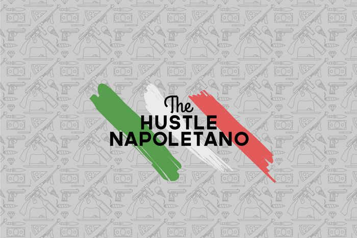 Image for À la recherche de l'économie souterraine de Naples