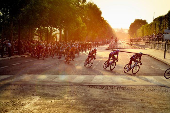 Image for Tour de France: Etappensiege der europäischen Integration