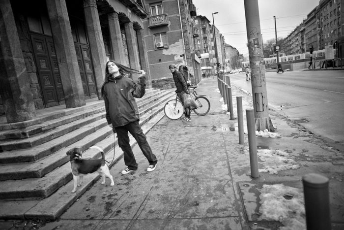 Image for Vélorution à Budapest : du vélo-polo underground aux bars à deux roues (17 photos)