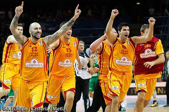 Image for Baloncesto balcánico: El orgullo macedonio y el afán de superación