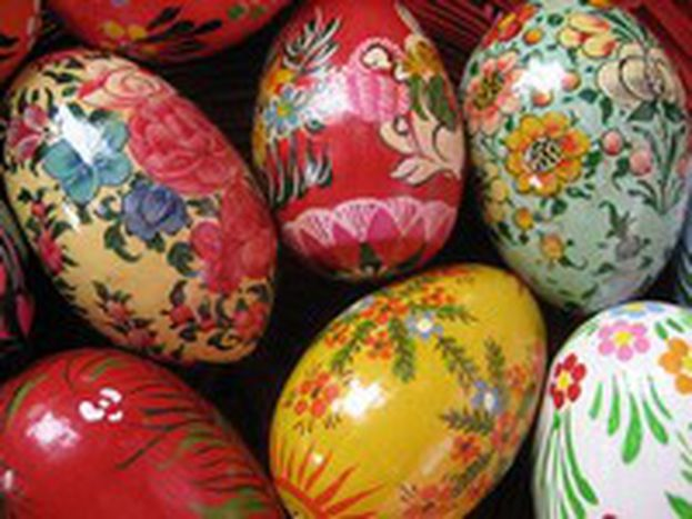 Image for Easter in Europe: all about the egg