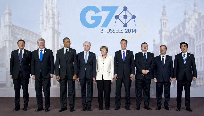 Image for Energieunabhängigkeit von Russland: Die G7 geben Gas