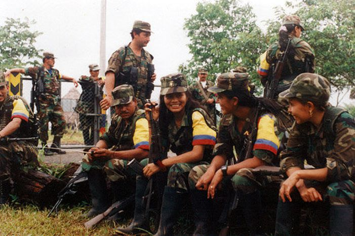 Image for Colombia government and FARC on the path to peace