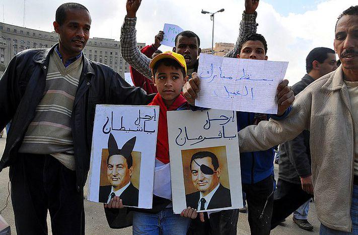 Image for Egypte : ne pendez-pas Moubarak si vous voulez que d'autres tombent !