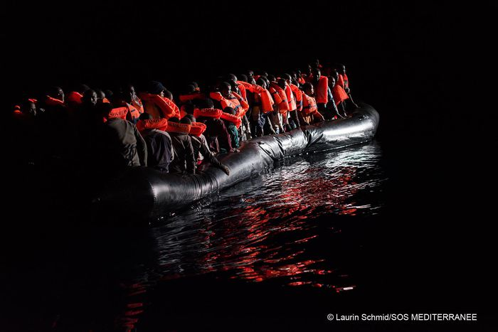 Image for SOS Mediterranée: One year of solidarity at sea