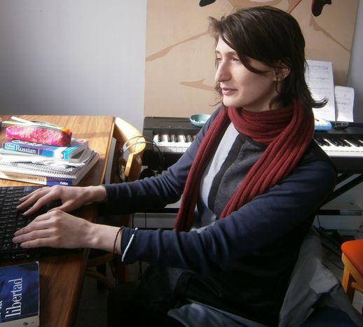 Image for Veronica Monti: la traduttrice del mese