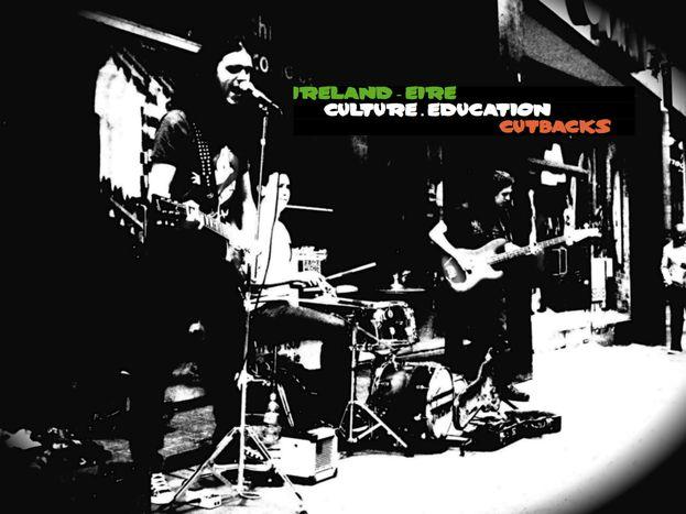 Image for Dublino: un blues per l'istruzione pubblica