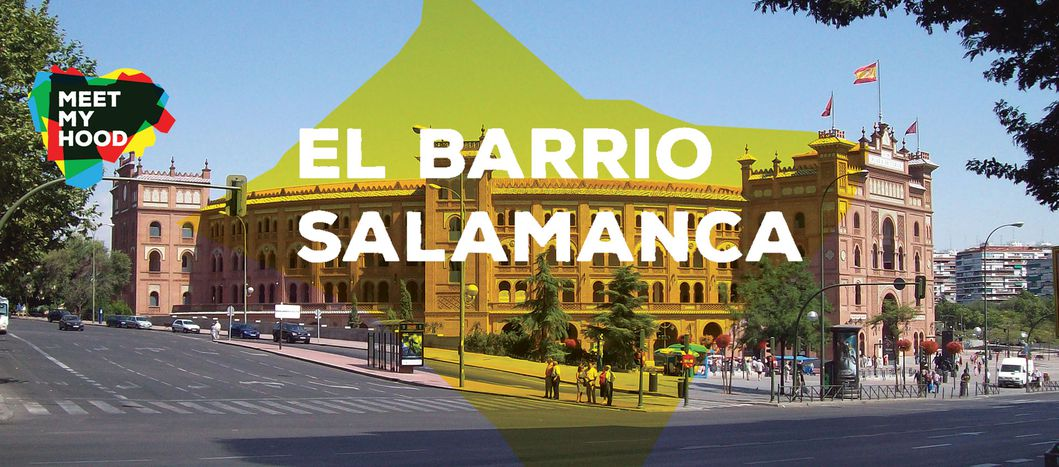 Image for Meet My Hood: El barrio Salamanca en Madrid