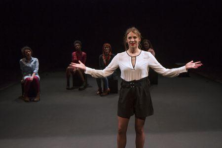 Image for « J'accuse » : les théâtreuses te mettent une rouste