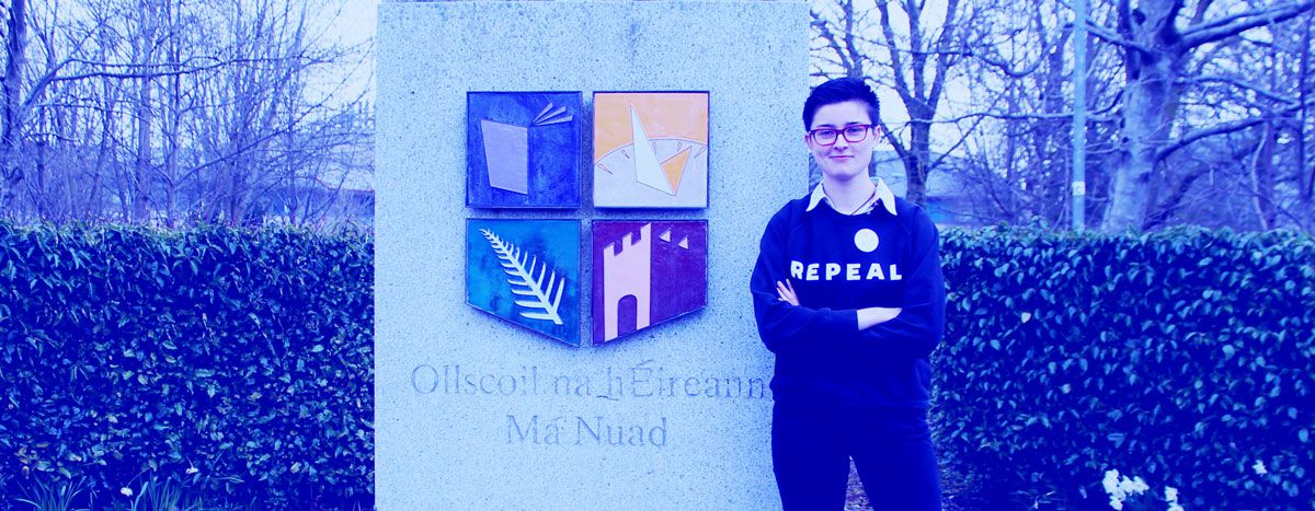 Image for The student who dropped everything to fight for legal abortions in Ireland