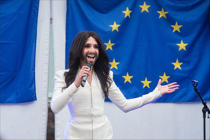 Image for Conchita Wurst w Parlamencie Europejskim: tolerancja przede wszystkim