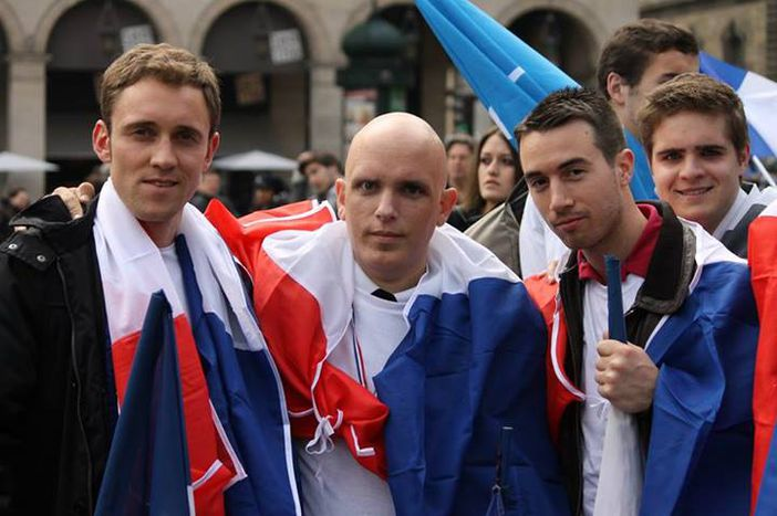 Image for Europawahlen: Die Jugend-Front