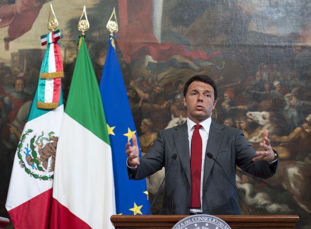 Image for Migranti: la cresta di Renzi e il mistero del piano B