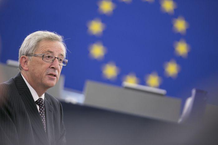 Image for Juncker s'adresse-t-il réellement à la jeunesse ?