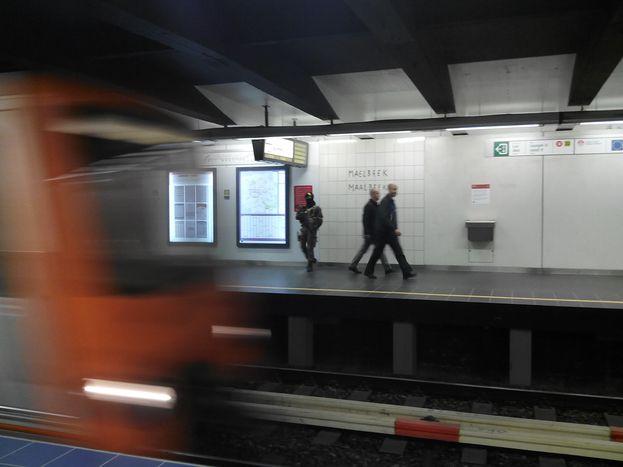 Image for Atentados en Bruselas: Maelbeek, un mes después