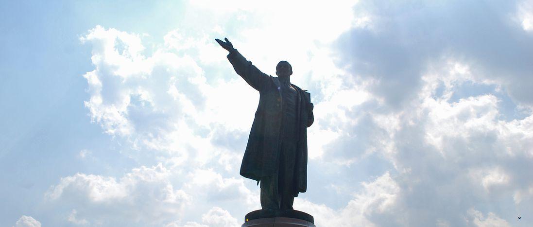 Image for Lenin lebt!