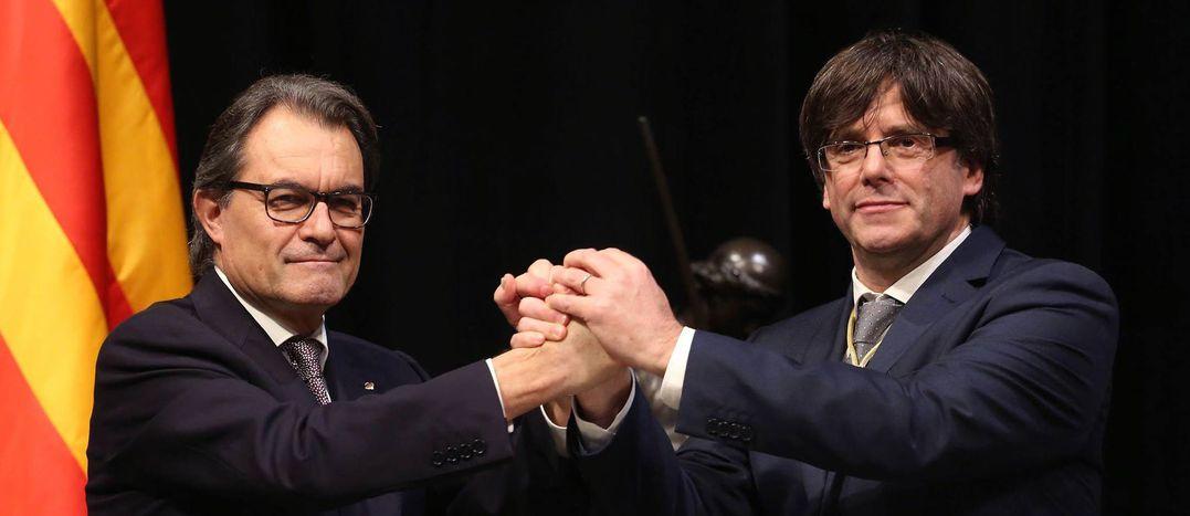 Image for La Catalogne joue les prolongations