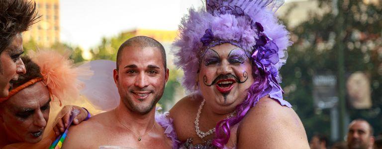 Image for La Gay Pride deMadrid : orgueil et préjugés