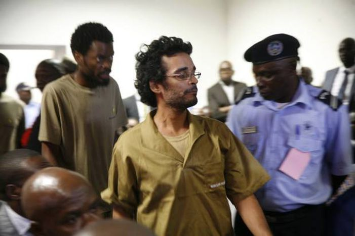 Image for Angola: 5 lat więzienia za zorganizowanie klubu książki