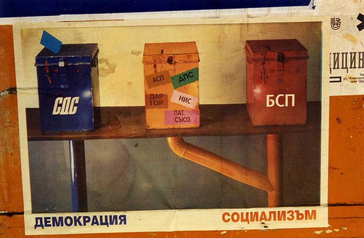 Image for Elections, elections: buy a vote for 50 euros in Bulgaria