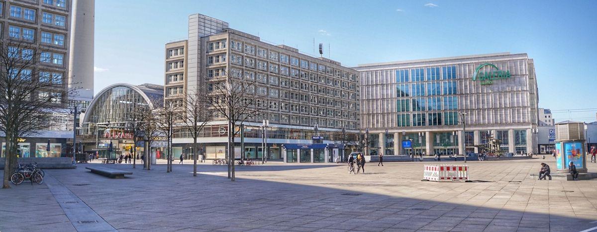 Image for La Berlino del coronavirus? Come sempre, Capitale dell'alternativo