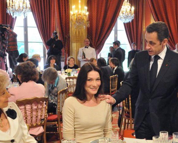 Image for Kriselt Bruni-Sarkozy oder die französische Presse?