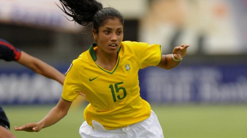 Image for Seville, where South Americans dominate women's football