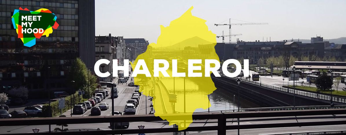 Image for Meet My Hood : Charleroi