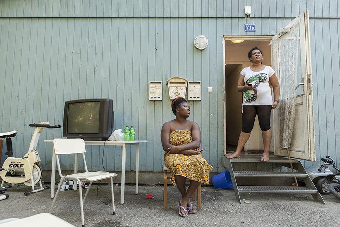 Image for Isolation, der Preis für politisches Asyl in Deutschland