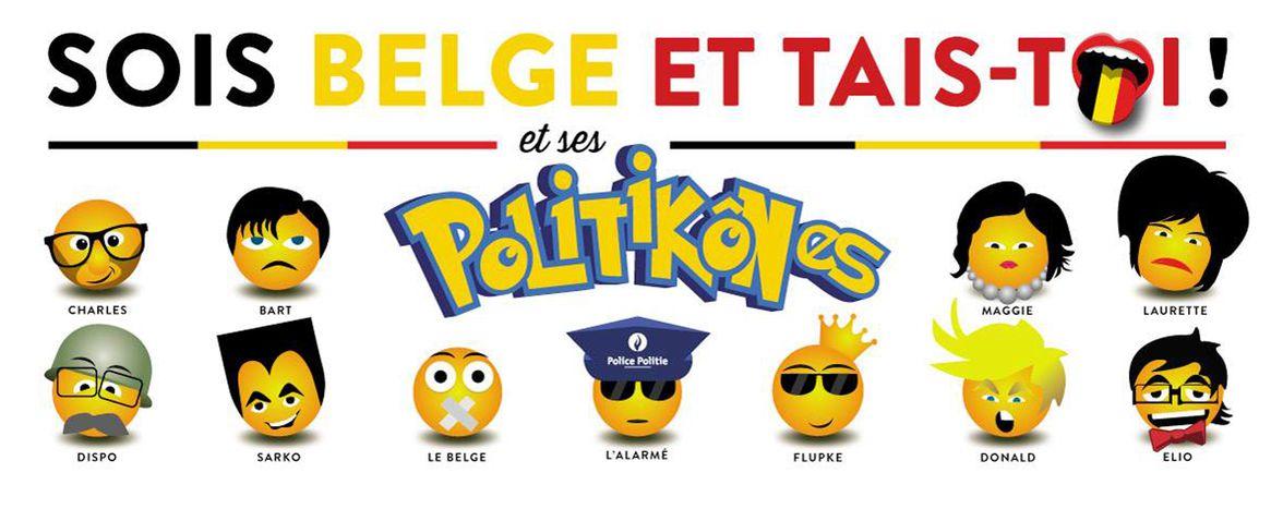 Image for «Sois Belge et tais-toi !»fait son retour