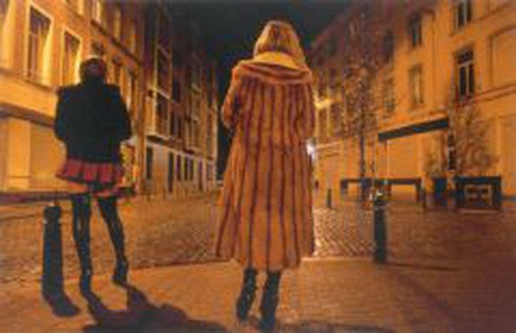 Image for Hinter dem Vorhang der Prostitution