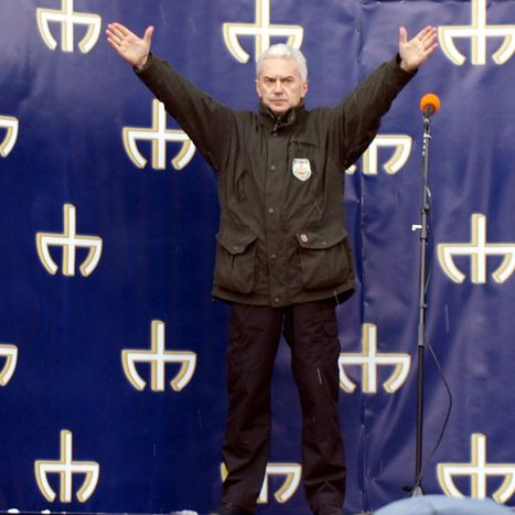 Image for Volen Siderov: Bulgaria's far right psychopath